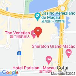 Plan FOUR SEASONS HOTEL MACAU COTAI STRIP