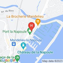 Plan HERMITAGE DU RIOU