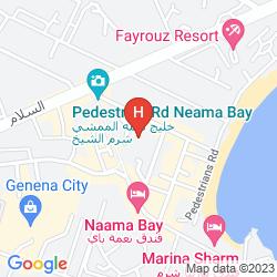 Plan KAHRAMANA SHARM RESORT