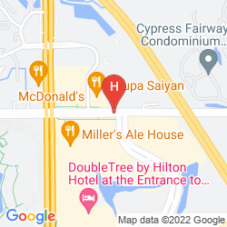 Plan FAIRFIELD INN & SUITES ORLANDO NEAR UNIVERSAL ORLANDO RESORT