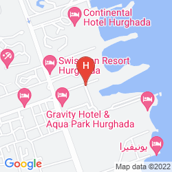 Plan GRAND PLAZA HOTEL