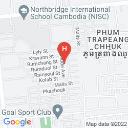 Plan THE GREAT DUKE PHNOM PENH