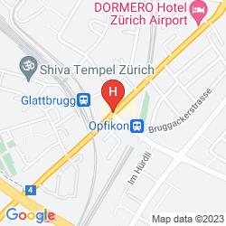 Plan BAHNHOF GLATTBRUGG