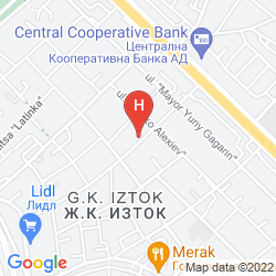 Plan APARTMENT HOUSE IZTOK