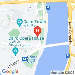 Plan NOVOTEL CAIRO EL BORG