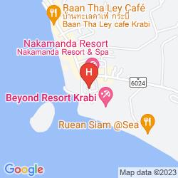 Plan NAKAMANDA RESORT & SPA