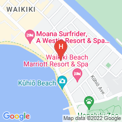 Plan THE RESIDENCES AT WAIKIKI BEACH TOWER