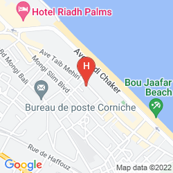Plan EL HANA BEACH