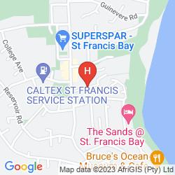 Plan SANDALS GUEST HOUSE