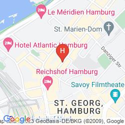 Plan SENATOR HAMBURG