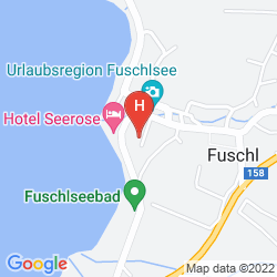 Plan HOTEL STEFANIHOF