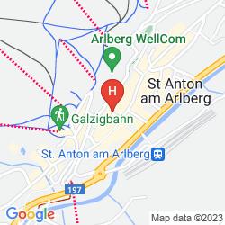 Plan HOTEL POST