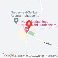 Plan JAGDSCHLOSS NIEDERWALD