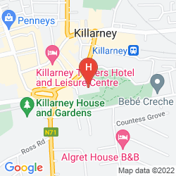 Plan KILLARNEY PARK