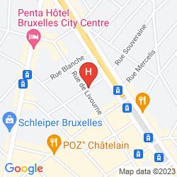 Plan AGENDA LOUISE