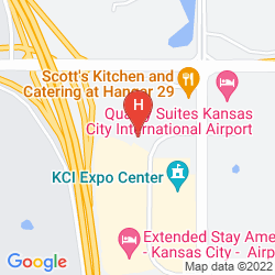 Plan RADISSON KCI AIRPORT
