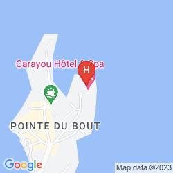 Plan CARAYOU HOTEL & SPA