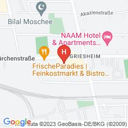 Plan ANNA HOTEL