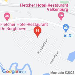 Plan FLETCHER HOTEL RESTAURANT VALKENBURG