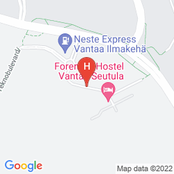 Plan FORENOM AIRPORT