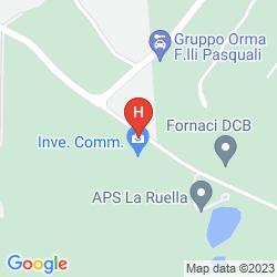 Plan TENUTA AGRICOLA FONTE DI PAPA