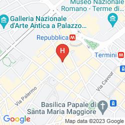 Plan iQ HOTEL ROMA