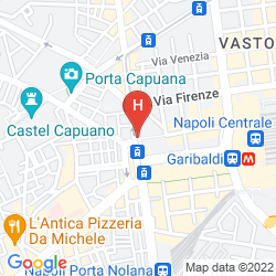 Plan NAPOLI CENTRALE