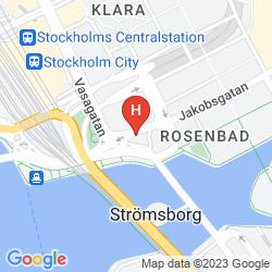 Plan SHERATON STOCKHOLM