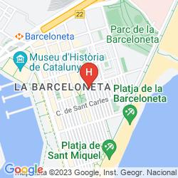 Plan PILLOWAPARTMENTS BARCELONETA TERRACE