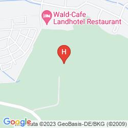 Plan WALD CAFE'