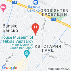 Plan LION BANSKO HOTEL