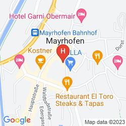 Plan HOTEL POSTSCHLÖSSL