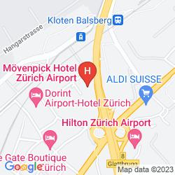 Plan MÖVENPICK HOTEL ZURICH AIRPORT