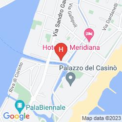 Plan QUATTRO FONTANE RESIDENZA D'EPOCA