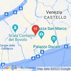 Plan SAN MARCO PALACE
