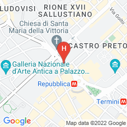 Plan THE ST. REGIS ROME