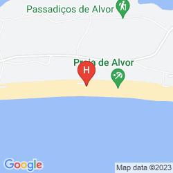 Plan LUNA ALVOR BAY