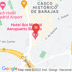 Plan IBIS MADRID AEROPUERTO