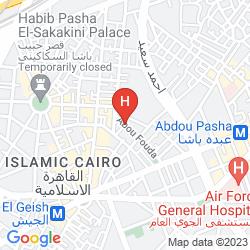 Plan ARABIA HOTEL