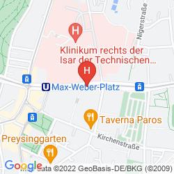 Plan MK HOTEL MÜNCHEN