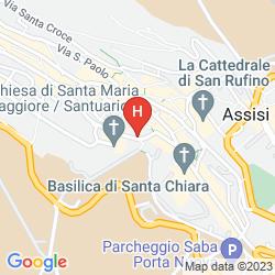 Plan RESIDENZA D'EPOCA DI SAN CRISPINO