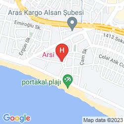 Plan ARSI HOTEL