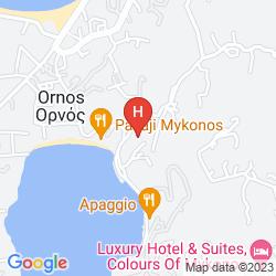 Plan ASTERI HOTEL