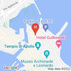 Plan HOTEL POSTA