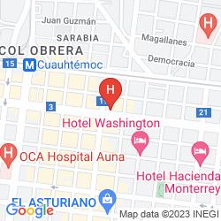 Plan MADERO EXPRESS