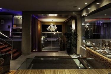 Park Suites Hotel & Spa: Lobby CASABLANCA