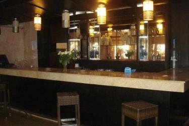 Hotel Anfa Port: Bar CASABLANCA