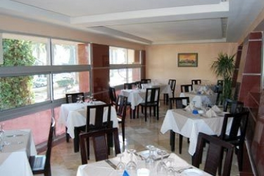 Hotel Anfa Port: Restaurant CASABLANCA