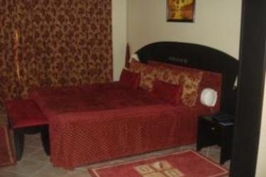 Hotel Anfa Port: Schlafzimmer CASABLANCA