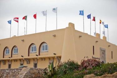 Hotel Fortaleza Do Guincho: Exterior CASCAIS